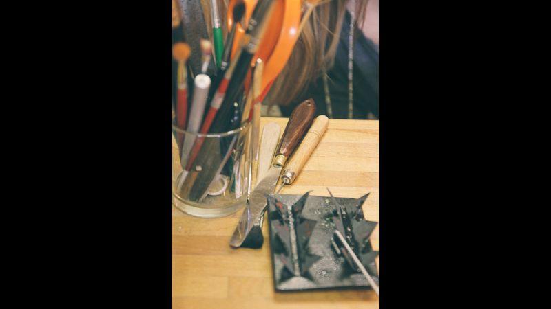 enamelling tools