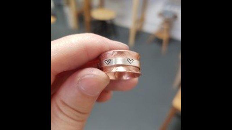 Spinner Ring workshop in Warrington, Cheshire