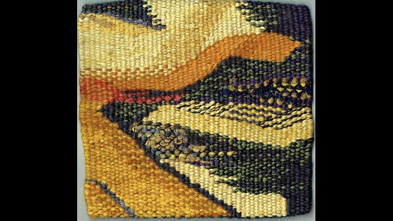 Cambridge Art Makers Tapestry Weaving with Paula Armstrong