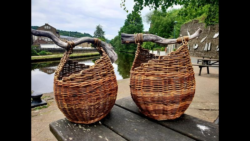Students Asymmetrical Baskets