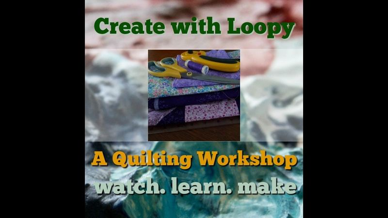 A Quilting Workshop