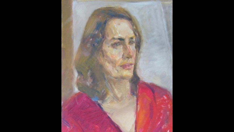 Portrait at the Mary Ward Centre