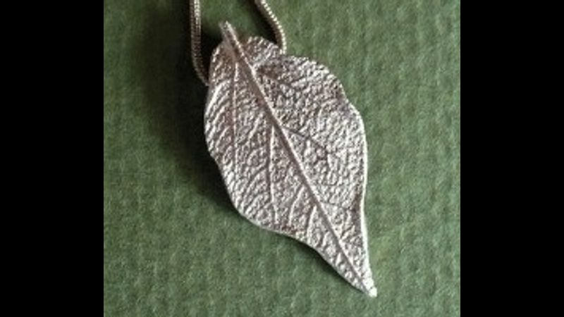Learn how to make pendants, charms and earrings on this Devon based silver clay jewellery course at West Country Creative