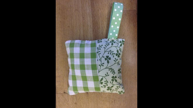 Lavender bag, Learn to Sew course Frome