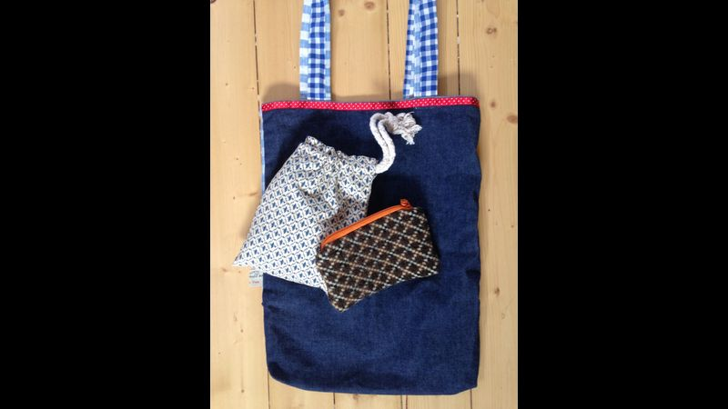 Beginner Sewing Course - Sample of items Frome Somerset