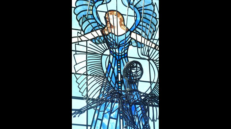 Stained glass classes Scotland