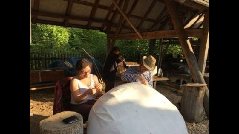 Coracle Making