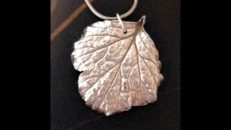 Learn to use silver clay paste at West Country Creative