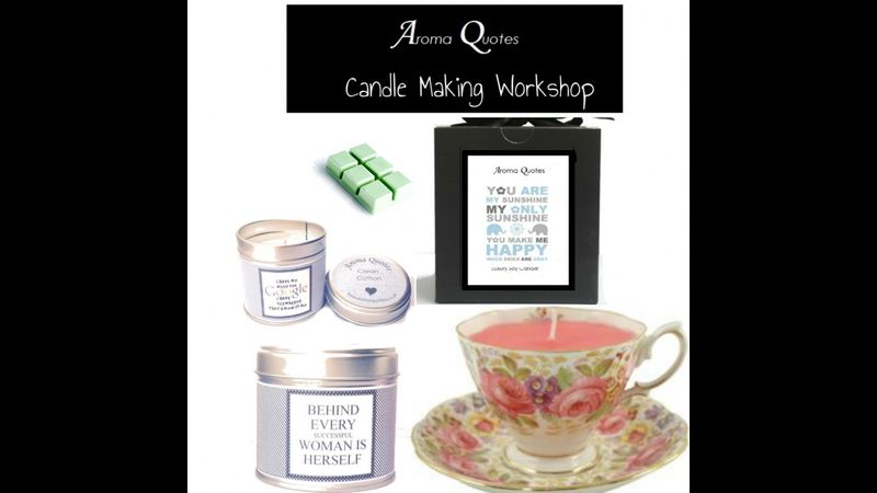 Candle Making course