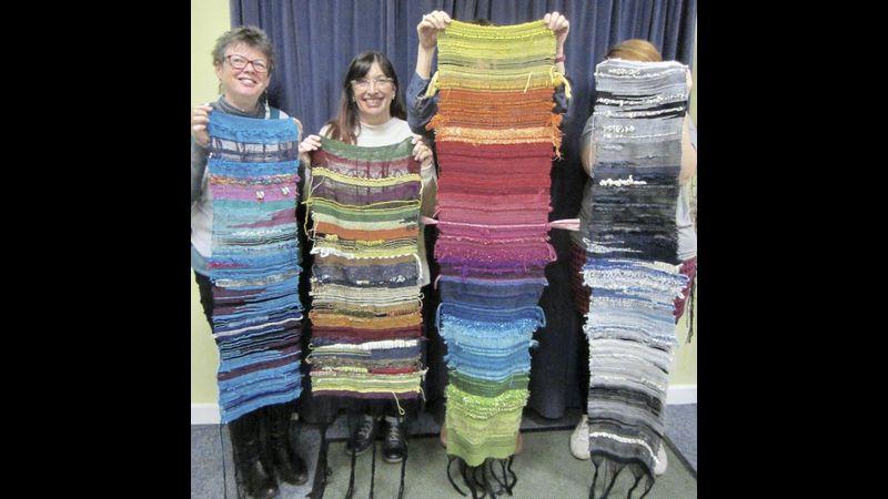 Joyful weaving