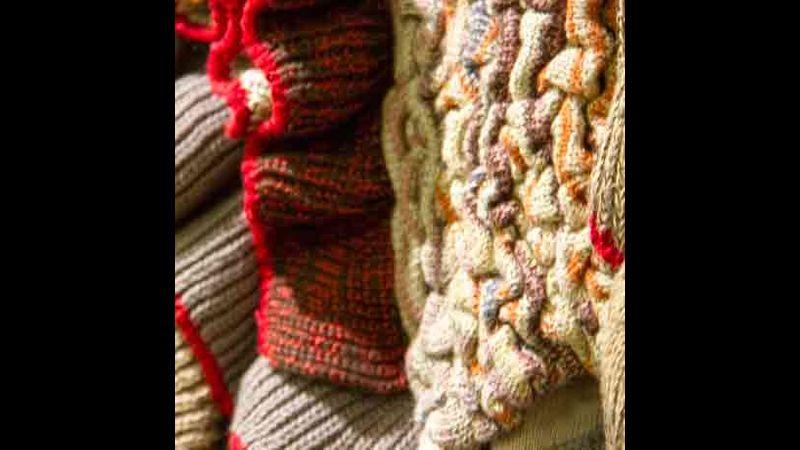 Domestic Machine Knitting