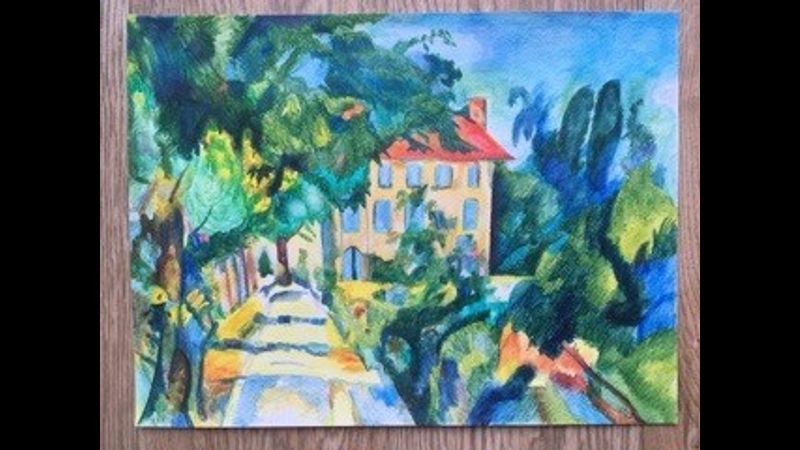 Art Class Worcester Malvern Painting Drawing Watercolour Acrylic
