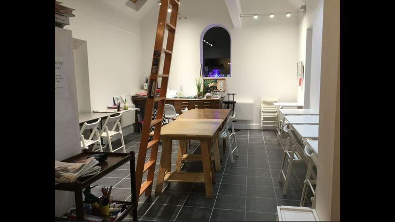 White Room Art Studio