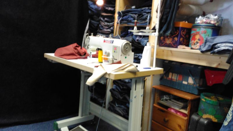 Lean to use a sewing machine Domistic or Industrial