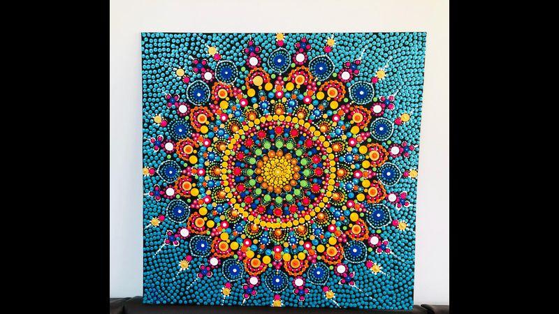 Dotted Mandala