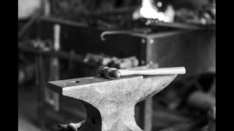 Try your hand at blacksmithing