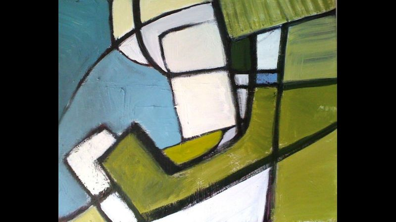 Three ways to paint an abstract