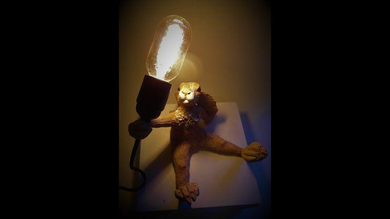 hare lamp