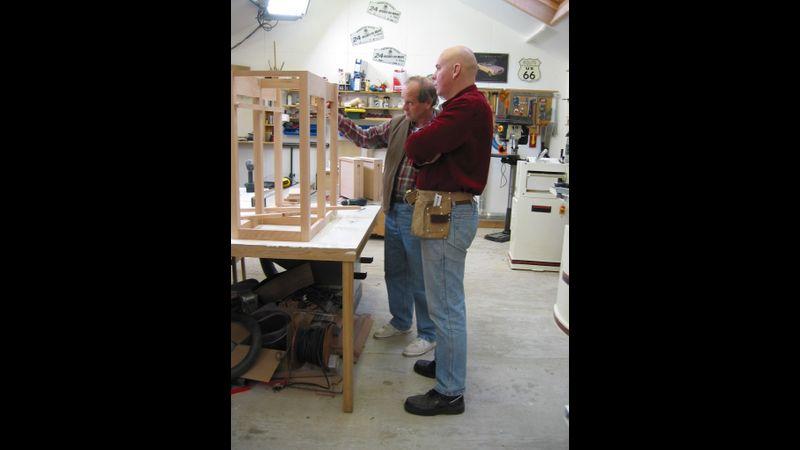 DIY and Woodwork course, Great British Woodshop, Surrey, West Byfleet