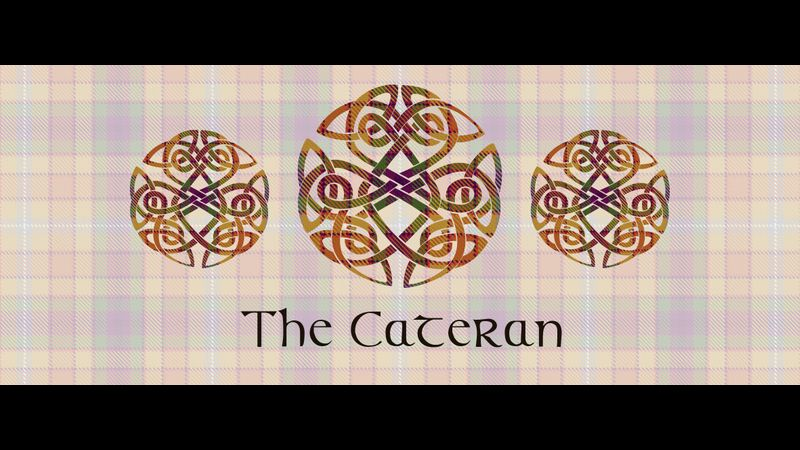 Cateran Tartan; Design and Logos