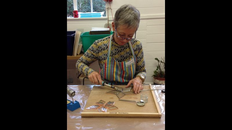 Carole Gray - our experienced tutor