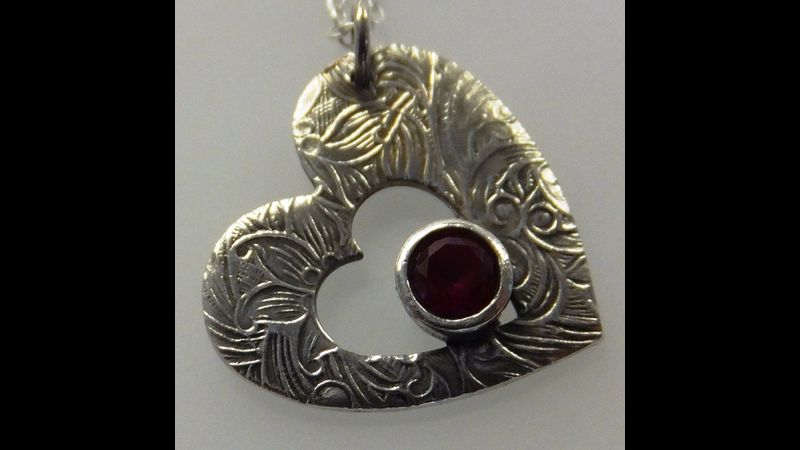 Silver Clay Jewellery - Lori Ridgway
