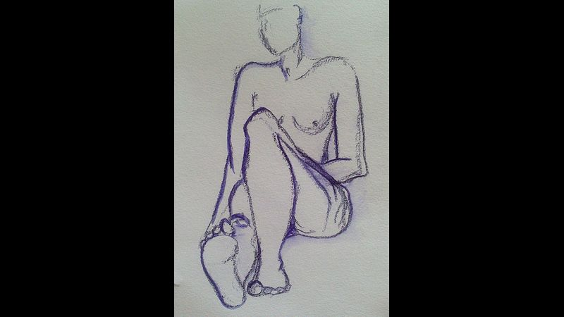 Life Drawing Workshop West Worthing , West Sussex