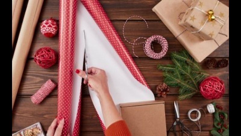 It's all about the detail! Join us for our creative gift wrapping workshops in Ripon.