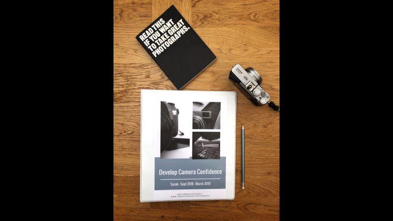Develop Camera Confidence