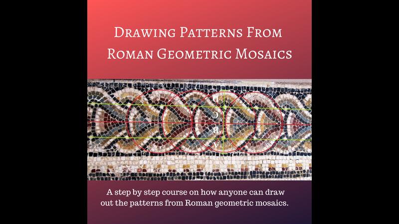 Drawing Roman Geometric Patterns