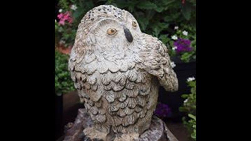 Sculptural ceramics with Geraldine Francis at the Market Lavington Studio