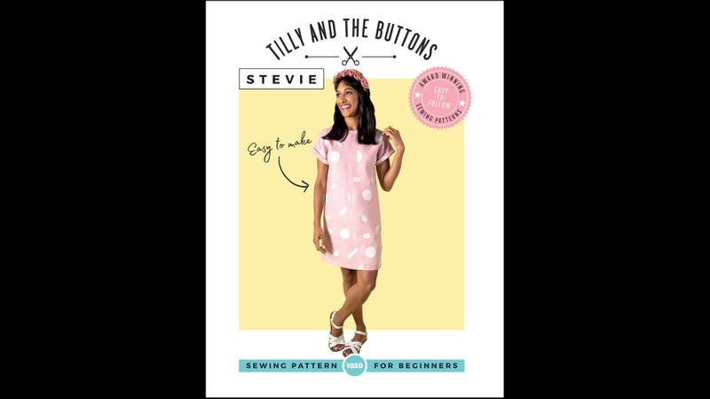 Tilly and the Buttons Stevie Dress