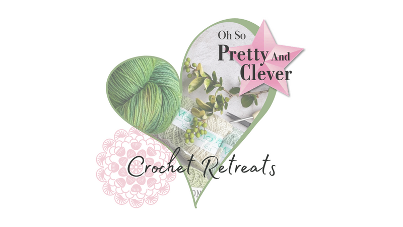 Oh So Pretty And Clever Crochet Retreats