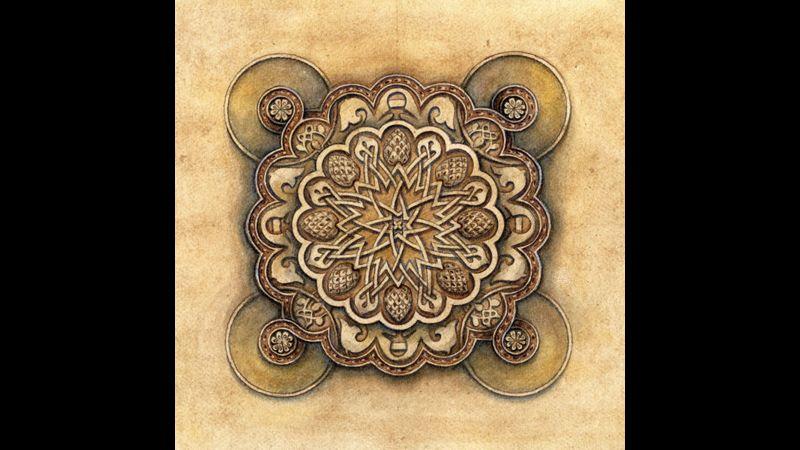 Alhambra Patterns with Adam Williamson