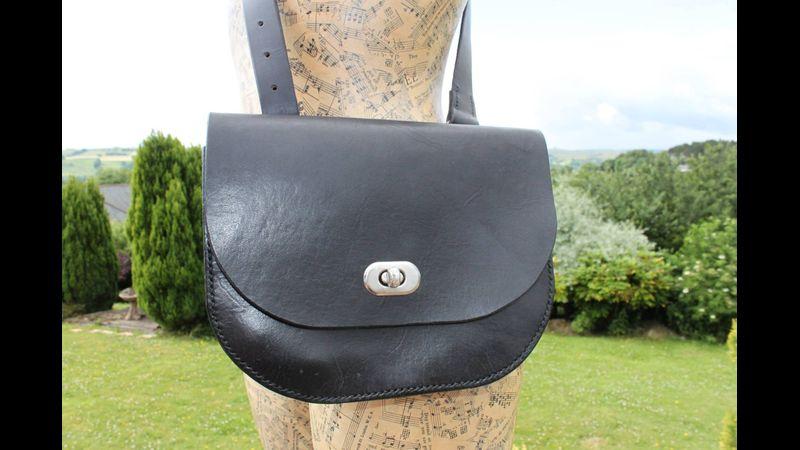 Leather Bag - Evancliffe leathercraft