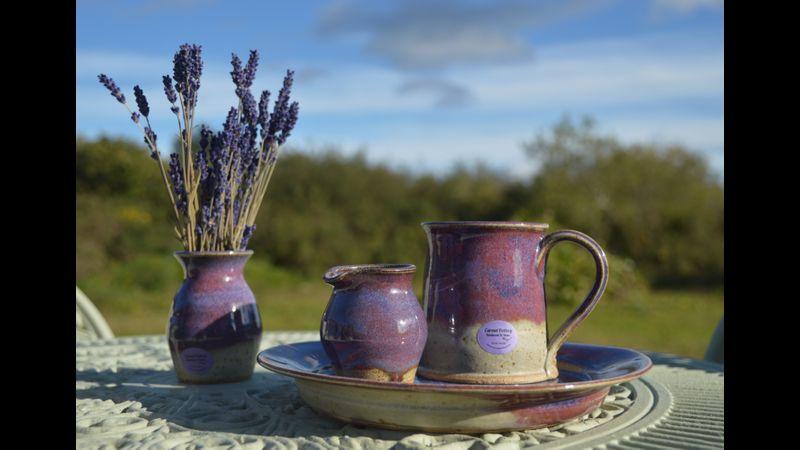 Carmel Pottery - Handmade in Wales