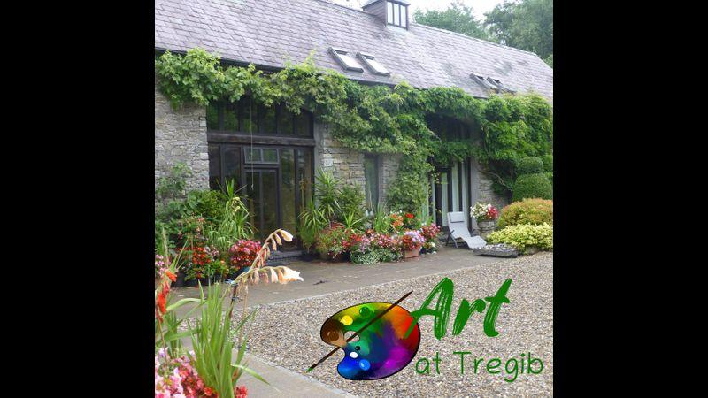 Art at Tregib