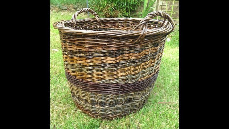Log basket course