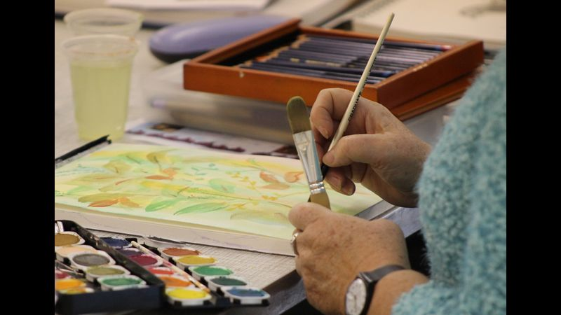 Drawing Workshop West Worthing