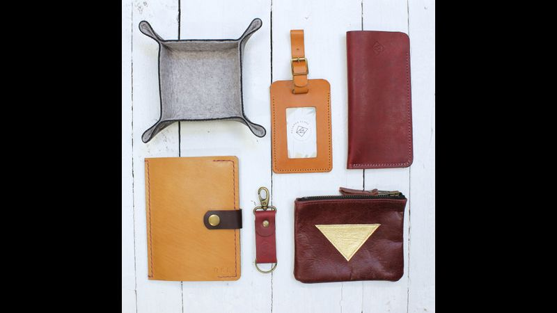 Full Day Leather craft workshop