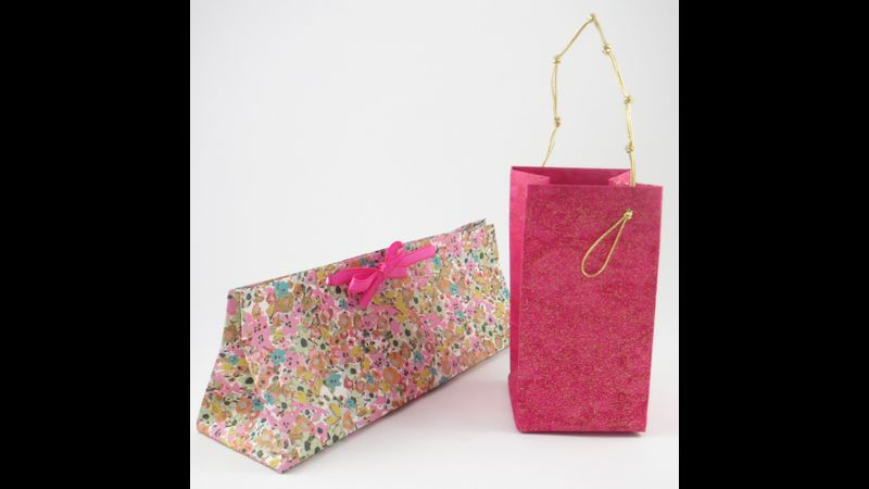Arona Khan Creative - 2-hour workshop making beautiful gift bags