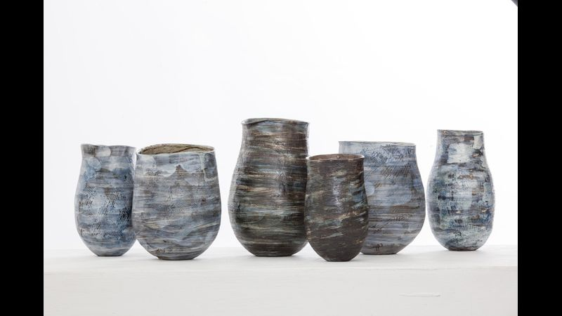 Sue Mundy Ceramics - hand-built vessels