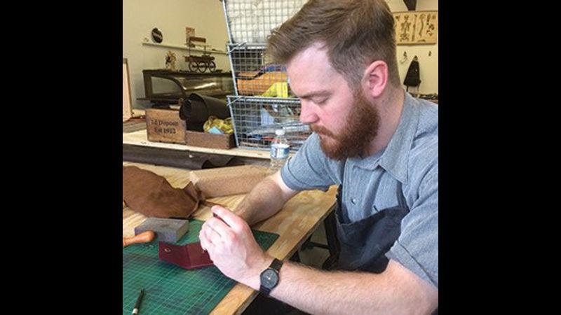 Diamond Awl Leather Course