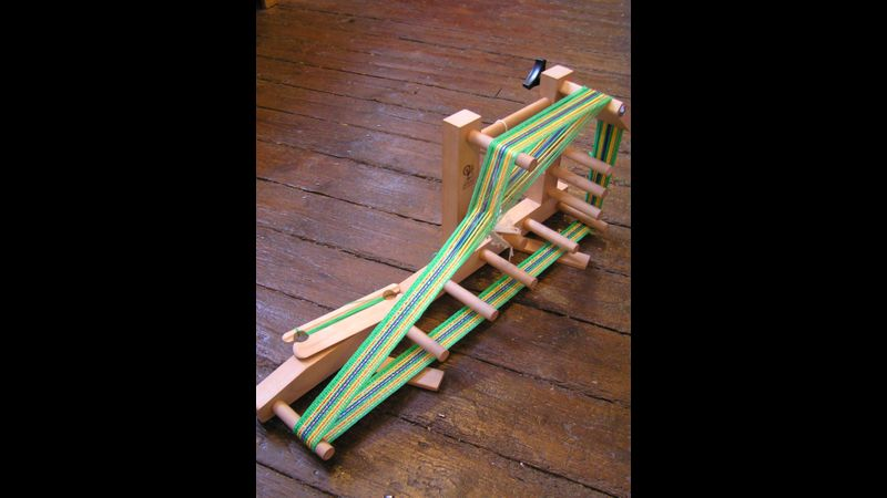 Small Inkle Loom