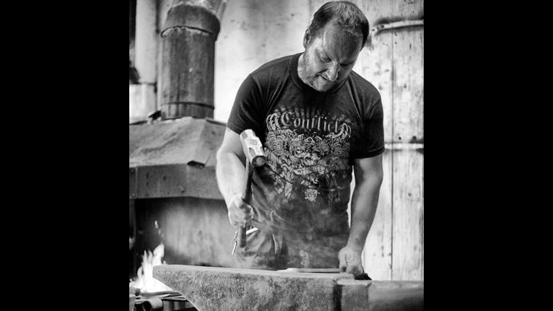 Mort the Blacksmith