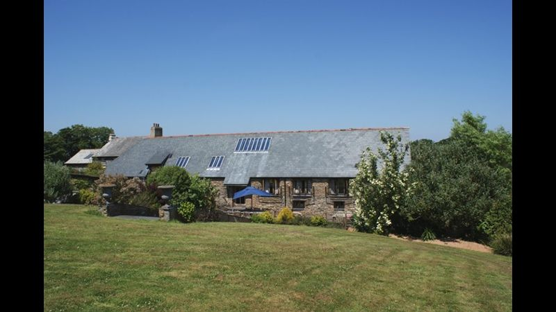 Beautiful Devon barn conversion