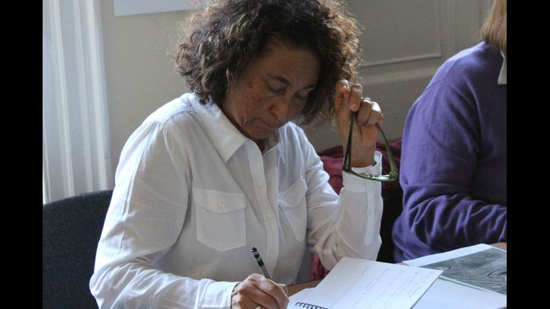 Improver's creative writing at the Mary Ward Centre
