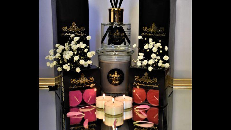 Luxury Tea Light Candles