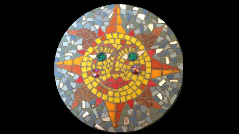 Sun mosaic