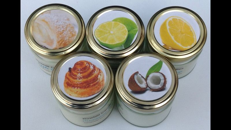 5 Soy Candle Pack